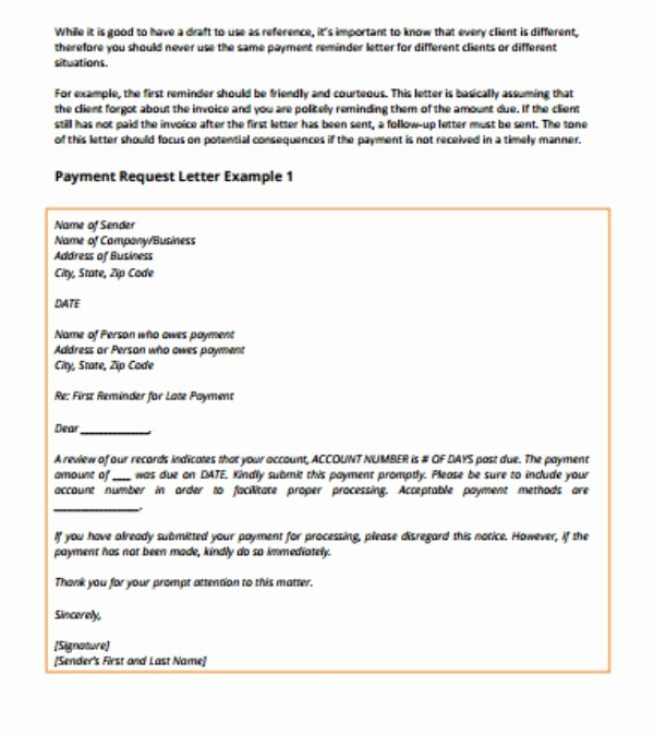 Payment Request form Template Awesome 3 Payment Request Letter Templates Pdf