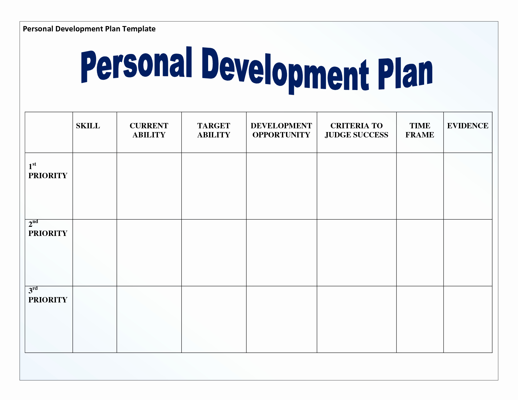 Personal Action Plan Template Best Of Personal Development Images Google Search