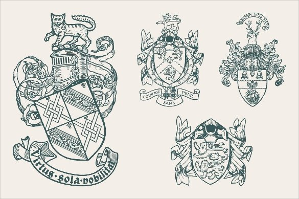 Personal Coat Of Arms Template Awesome Coat Of Arms Template 12 Download In Pdf Psd Eps