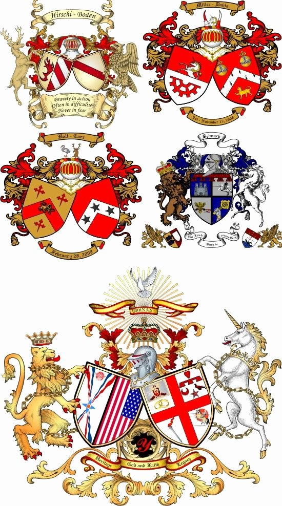 Personal Coat Of Arms Template Beautiful Pin by Ravyn Foster On Art