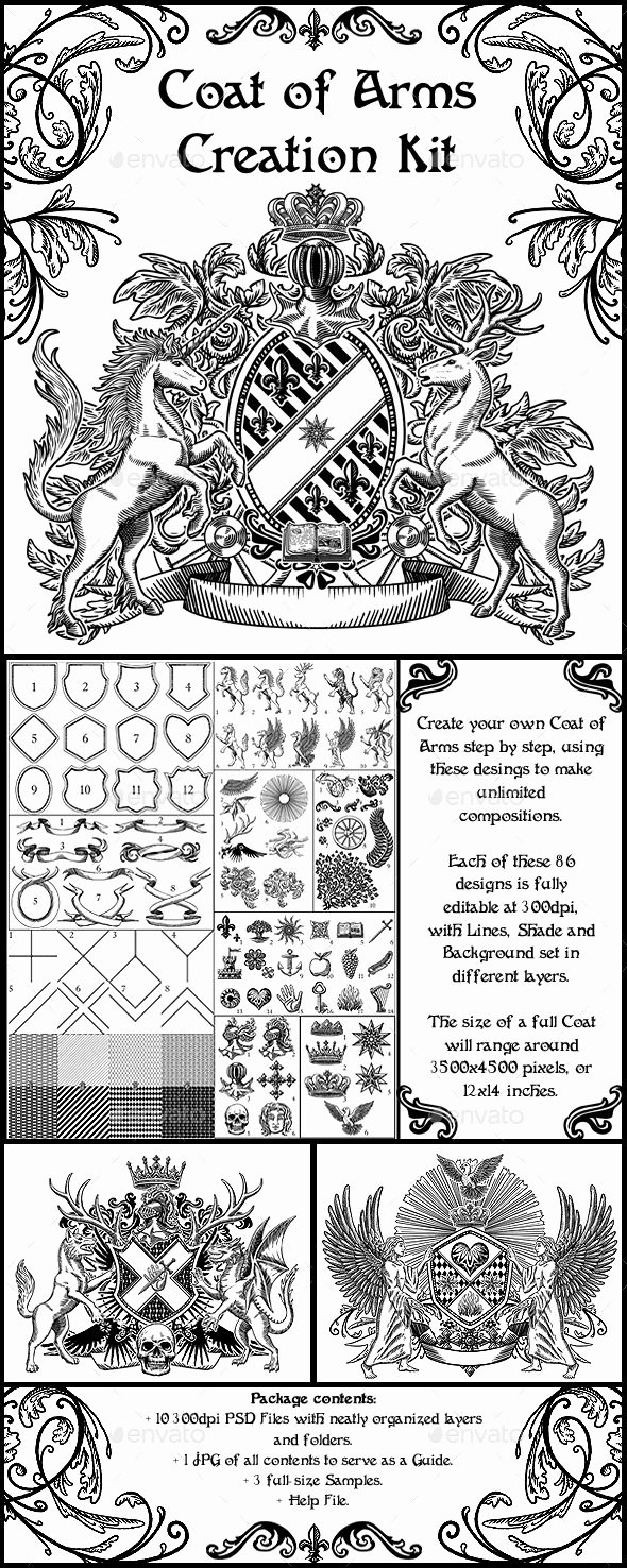 Personal Coat Of Arms Template Elegant 10 Best Ideas About Coat Arms On Pinterest