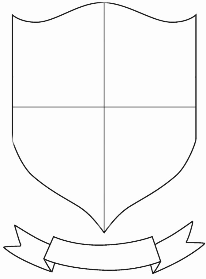 Personal Coat Of Arms Template Fresh Pin by Calendar On Templates In 2019