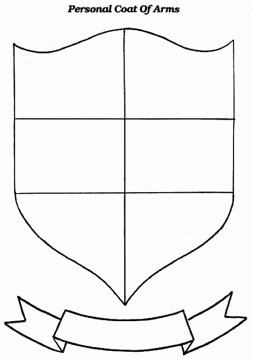 Personal Coat Of Arms Template Lovely View Saint Saul A Skeleton Key to the Historical Jesus