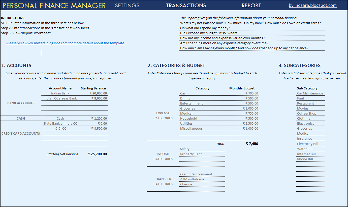 Personal Finance Plan Template Fresh Personal Financial Statement Template Xls Writing and