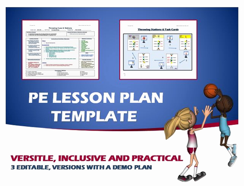 Physical Education Lesson Plans Template Best Of Physical Education Lesson Plan Template by Ejpc2222