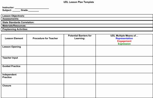 Physical Education Lesson Plans Template Luxury Best S Of Blank Pe Lesson Plans Blank Pe Lesson