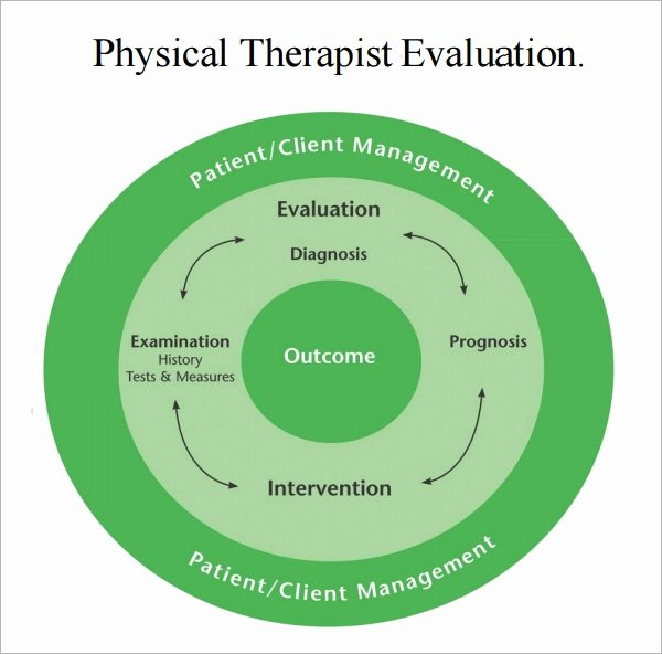 Physical therapy Evaluation Template Inspirational Physical therapy Evaluation 6 Free Download for Pdf