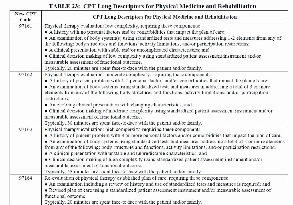 Physical therapy Evaluation Template New Physical therapy Evaluation Example the Reasons why We Love