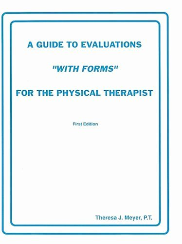 Physical therapy Evaluation Templates New Physical therapy Evaluation form