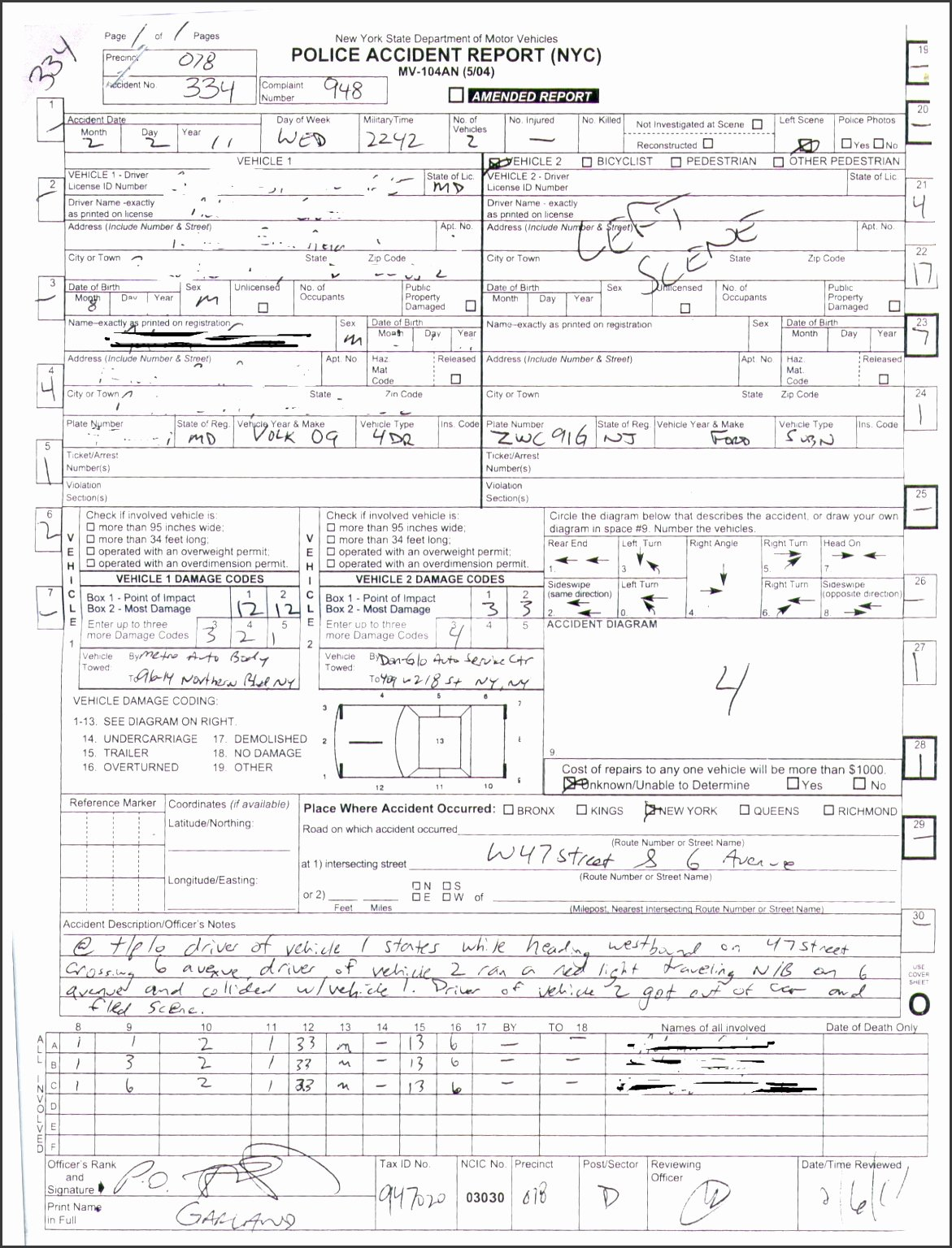 Police Report Template Microsoft Word Fresh 7 Police Report In Ms Word Sampletemplatess