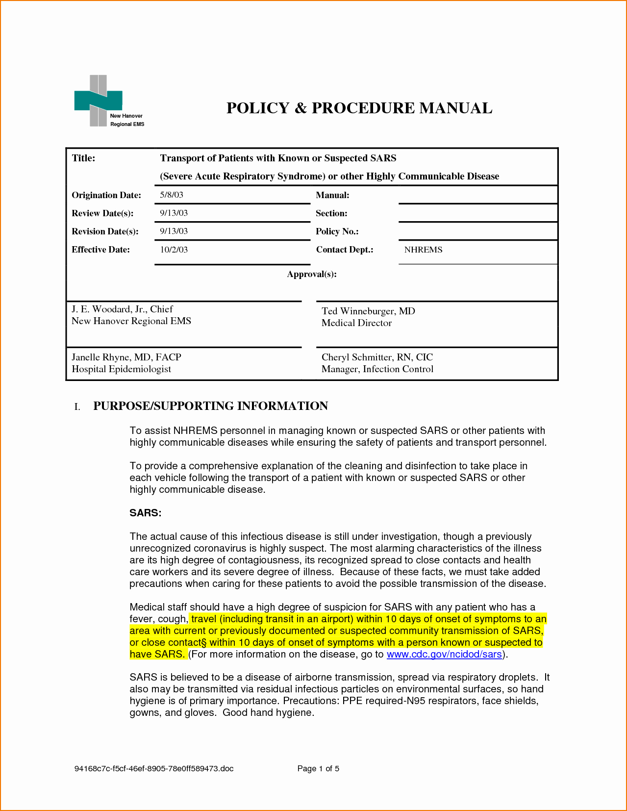 Policy and Procedure Templates Beautiful 4 Procedure Manual Template