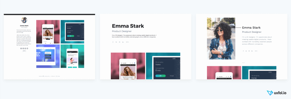 Portfolio Title Page Template Beautiful the Ultimate Ux Portfolio Template to Get You Hired