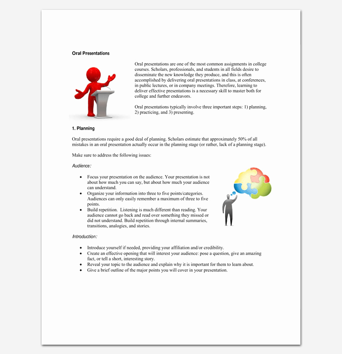 Powerpoint Presentation Outline Template Awesome Presentation Outline Template 19 formats for Ppt Word