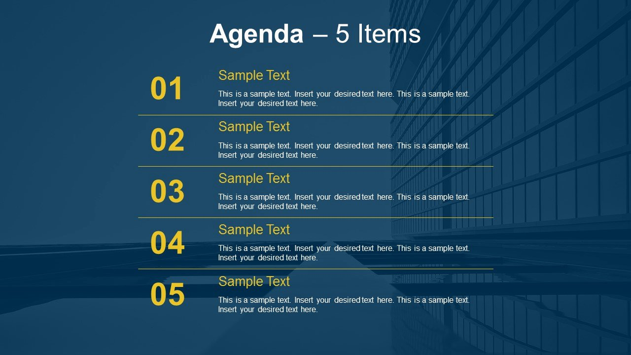 Powerpoint Presentation Outline Template Lovely Simple Agenda Slides for Powerpoint