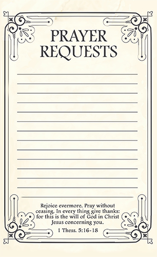 Prayer Request forms Templates Elegant Free Printable Prayer Request forms Time Warp Wife