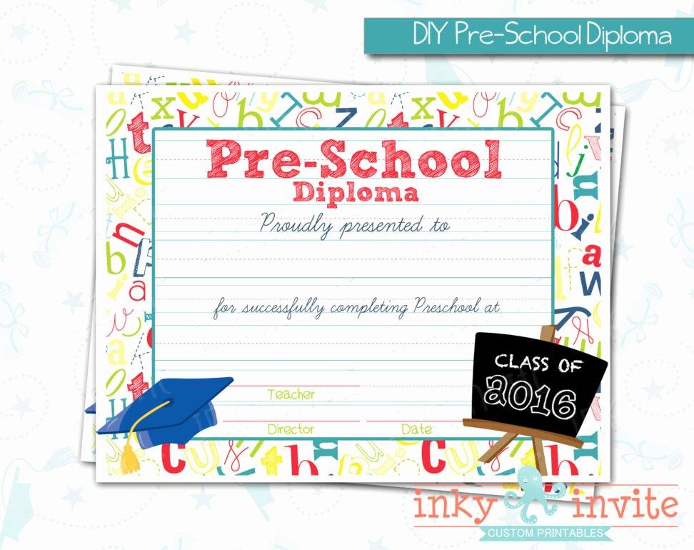 Preschool Graduation Program Templates Awesome Preschool Graduation Program Templates Designs Free Free