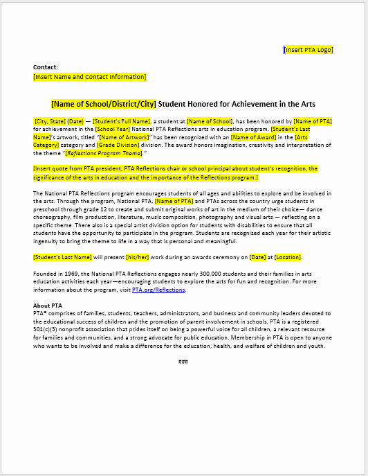 Press Release Template Word Beautiful Press Release Template 15 Free Samples Ms Word Docs