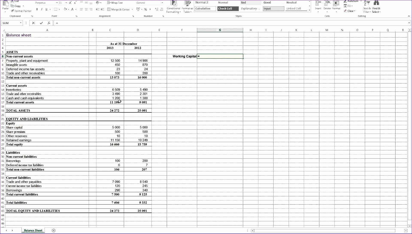 Pro forma Income Statement Template Inspirational 7 Pro forma In E Statement Template Excel