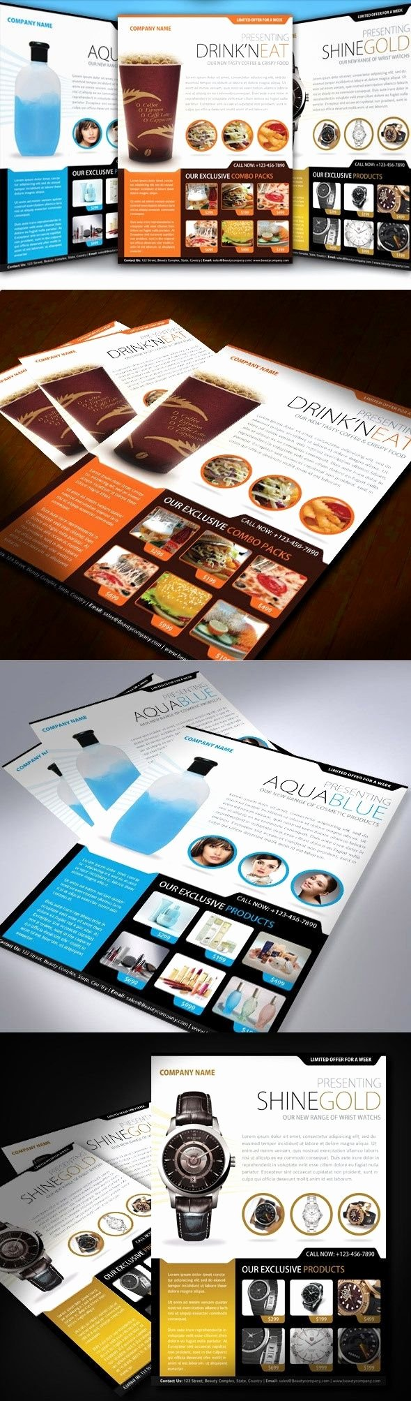 Product Sell Sheet Template Awesome 52 Best Design Sell Sheets Images On Pinterest