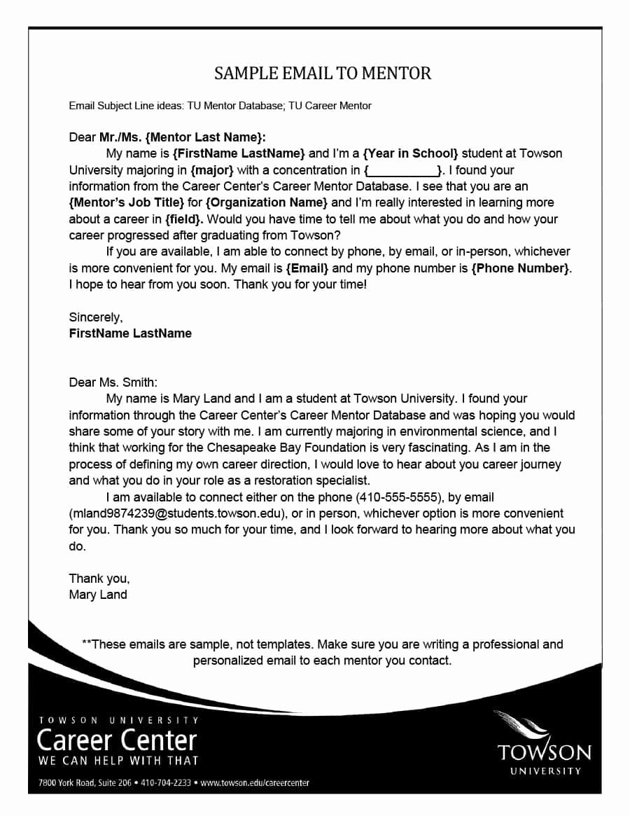 Professional E Mail Template Fresh 30 Professional Email Examples & format Templates
