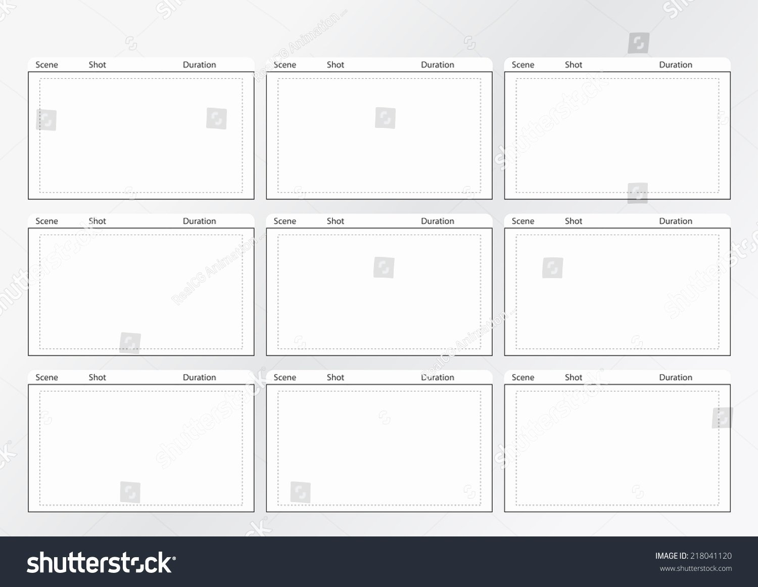 Professional Film Storyboard Template Awesome Professional Storyboard Template for Easy to