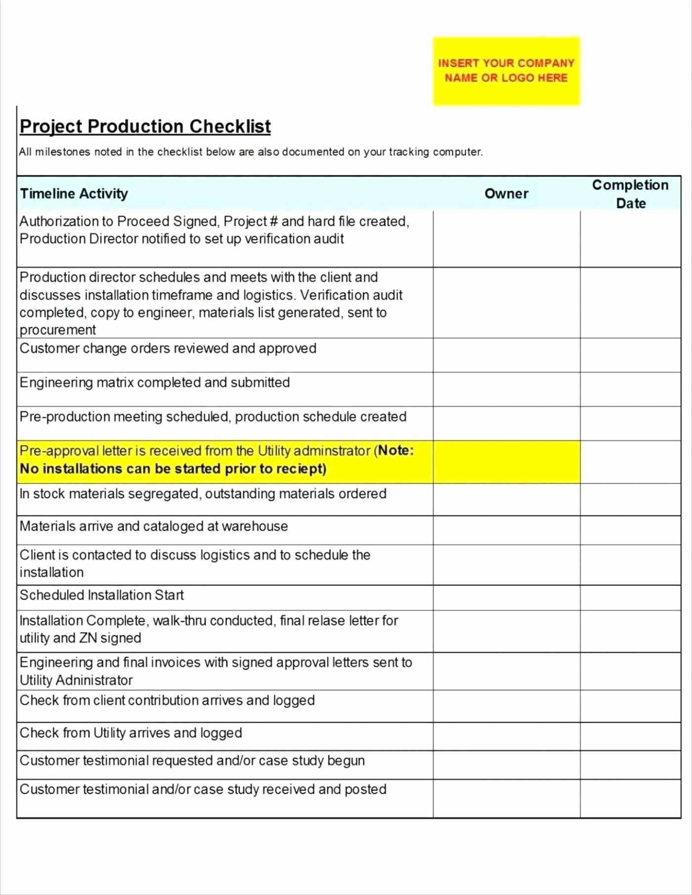 Project Implementation Plan Template Awesome Project Implementation Plan Template Excel