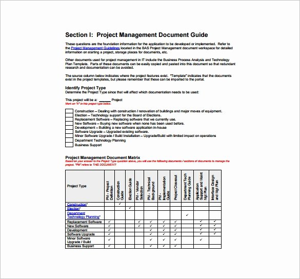 Project Management Plan Template Luxury 16 Project Management Plan Templates Word Pdf Apple