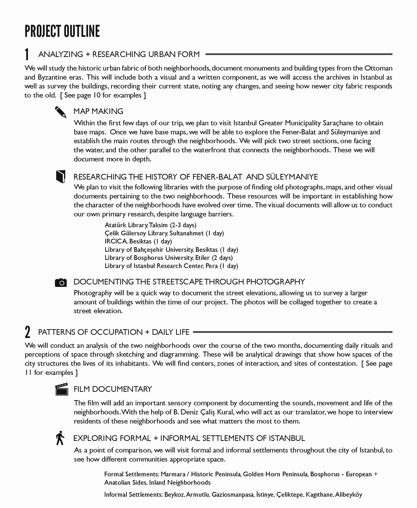 Project Outline Template Word Awesome Project Outline and Schedule