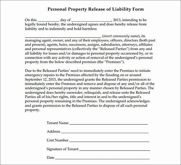 Property Release form Template Elegant form Design Category Page 1 Jemome