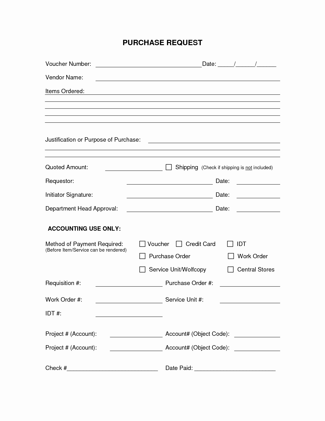 Purchase Request form Template Elegant Best S Of Purchase Justification Letter