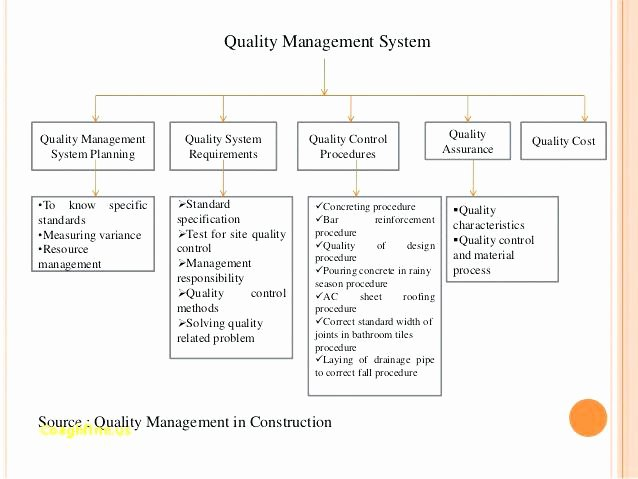 Quality Management Plan Templates Luxury 11 Quality Management Plan Examples Pdf Word