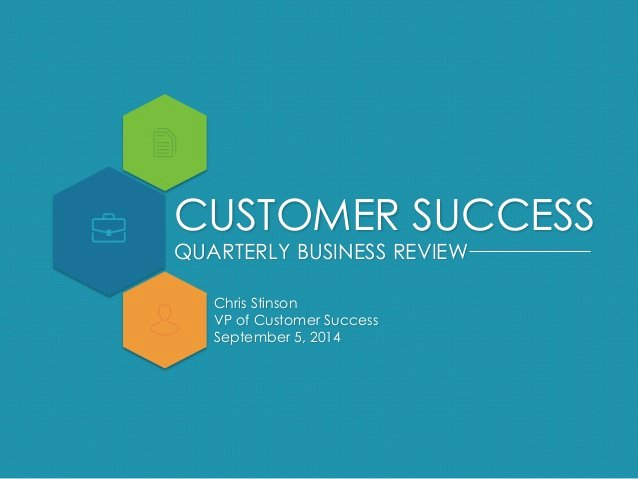 Quarterly Business Review Templates Beautiful Quarterly Business Review Template