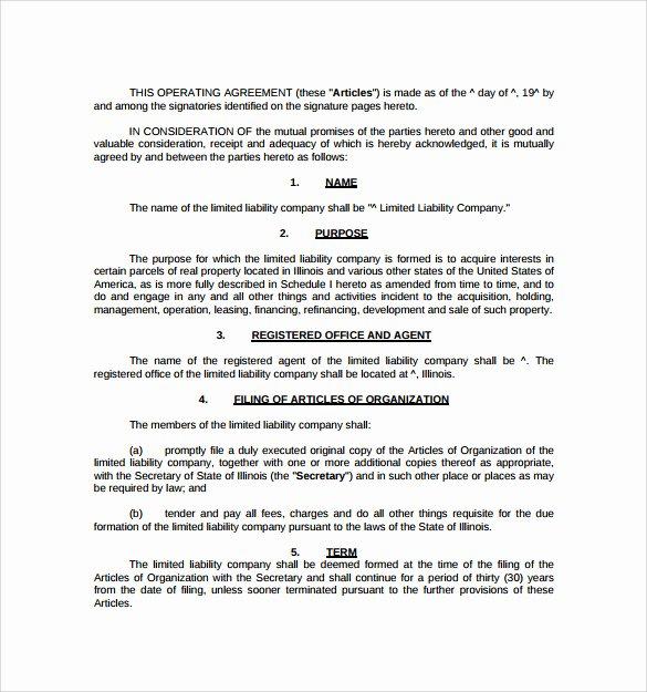 Real Estate Partnership Agreement Template Lovely Sample Real Estate Partnership Agreement 13 Free