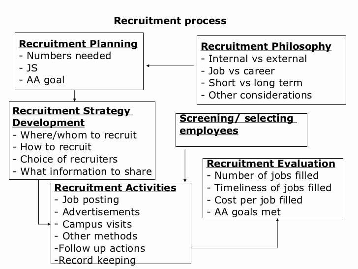 Recruitment Action Plan Template Lovely 2 Hr Planning Recruitment&selection