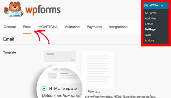 Reference Check Email Template Beautiful How to Add Custom Header Image In Your Wpforms Email Template