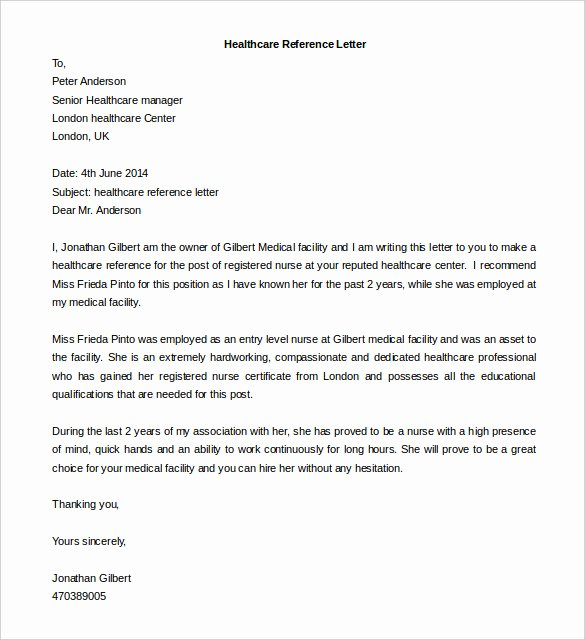 Reference Letters Templates Free Awesome Free Reference Letter Templates 24 Free Word Pdf
