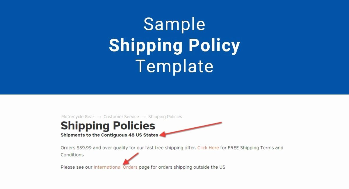 Refund Policy Template for Services Luxury Articles On Return Policy Termsfeed