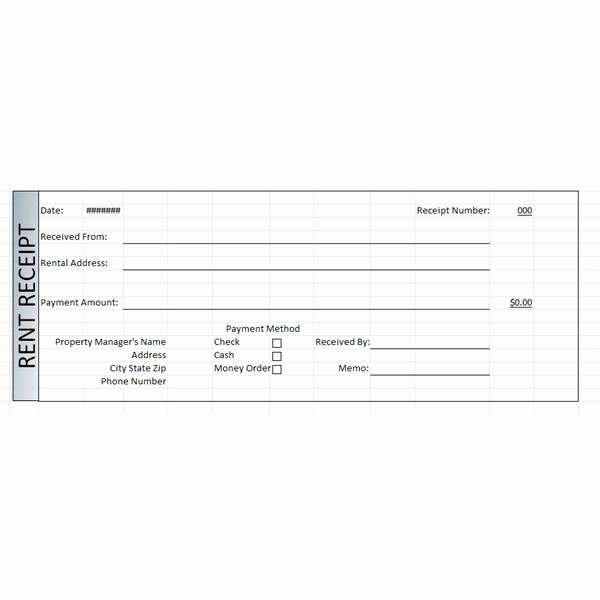 Rent Receipt Template Word Inspirational Download A Free Property Management Template Rent