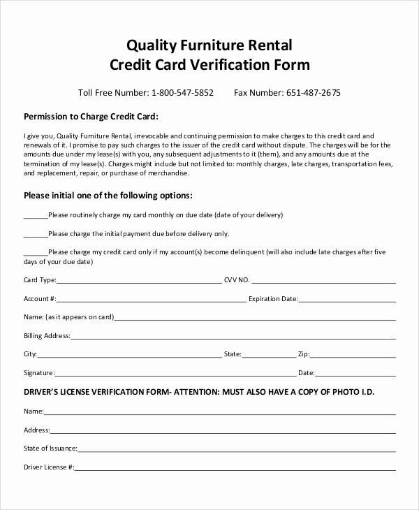 Rental Verification form Template Best Of Sample Rental Verification form 10 Examples In Pdf Word