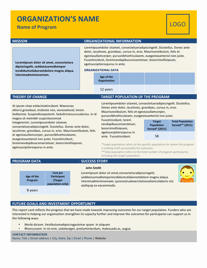 Report Card Template Word Lovely Report Card Template In Word and Pdf formats