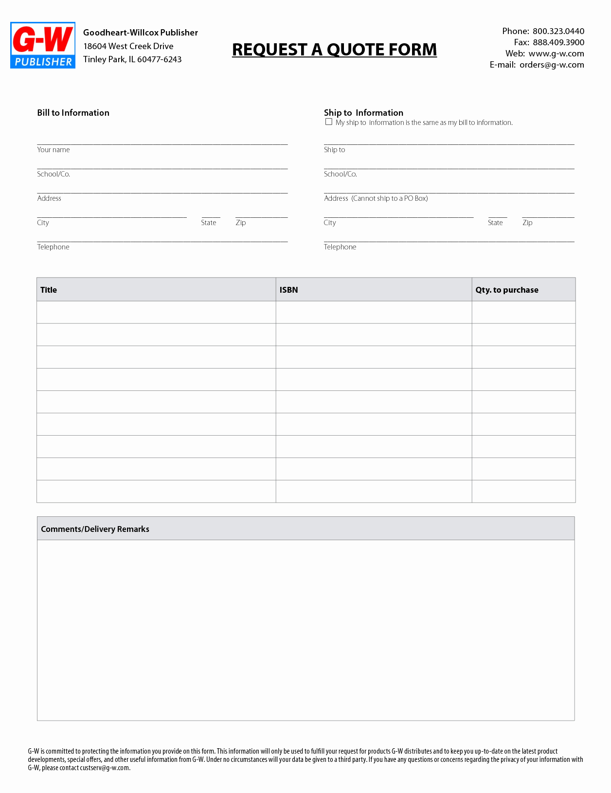 Request for Quote Template Excel Luxury Best S Of Rfq form Template Request for Quote