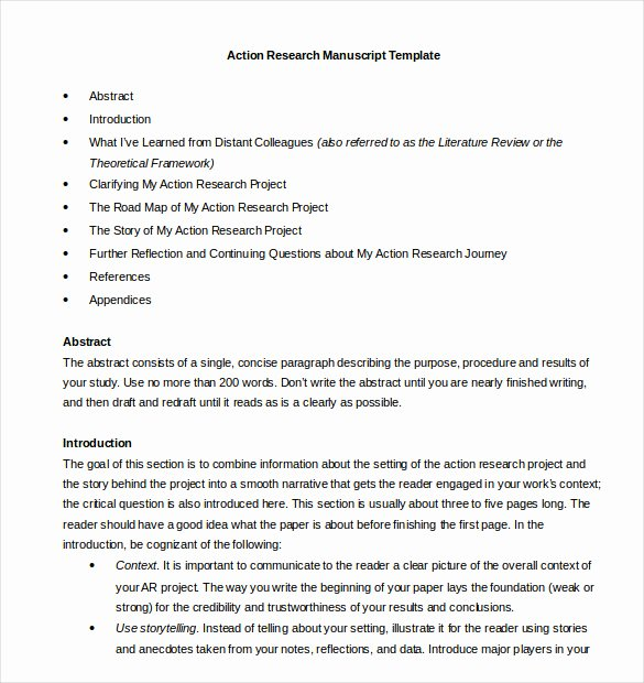 Research Paper Outline Templates New 8 Research Paper Outline Templates – Free Sample Example
