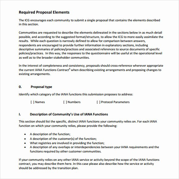Response to Rfp Template Luxury Sample Rfp Response Template 8 Free Documents In Pdf