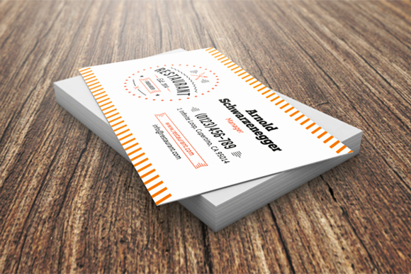 Restaurant Comment Card Template Awesome Bbq Restaurant Ment Card Template Free Designtube