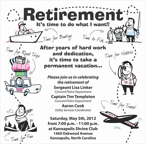 Retirement Party Flyer Template Free Inspirational 12 Retirement Party Flyer Templates to Download Ai Psd Docs