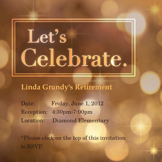 Retirement Party Program Templates Fresh Free Retirement Invitations Template