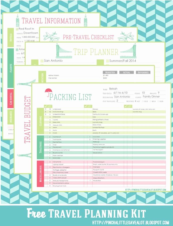 Road Trip Planner Template Luxury Best 25 Trip Planner Ideas On Pinterest