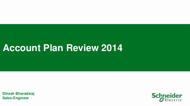 Sales Account Plan Template Inspirational Account Plan Review Template