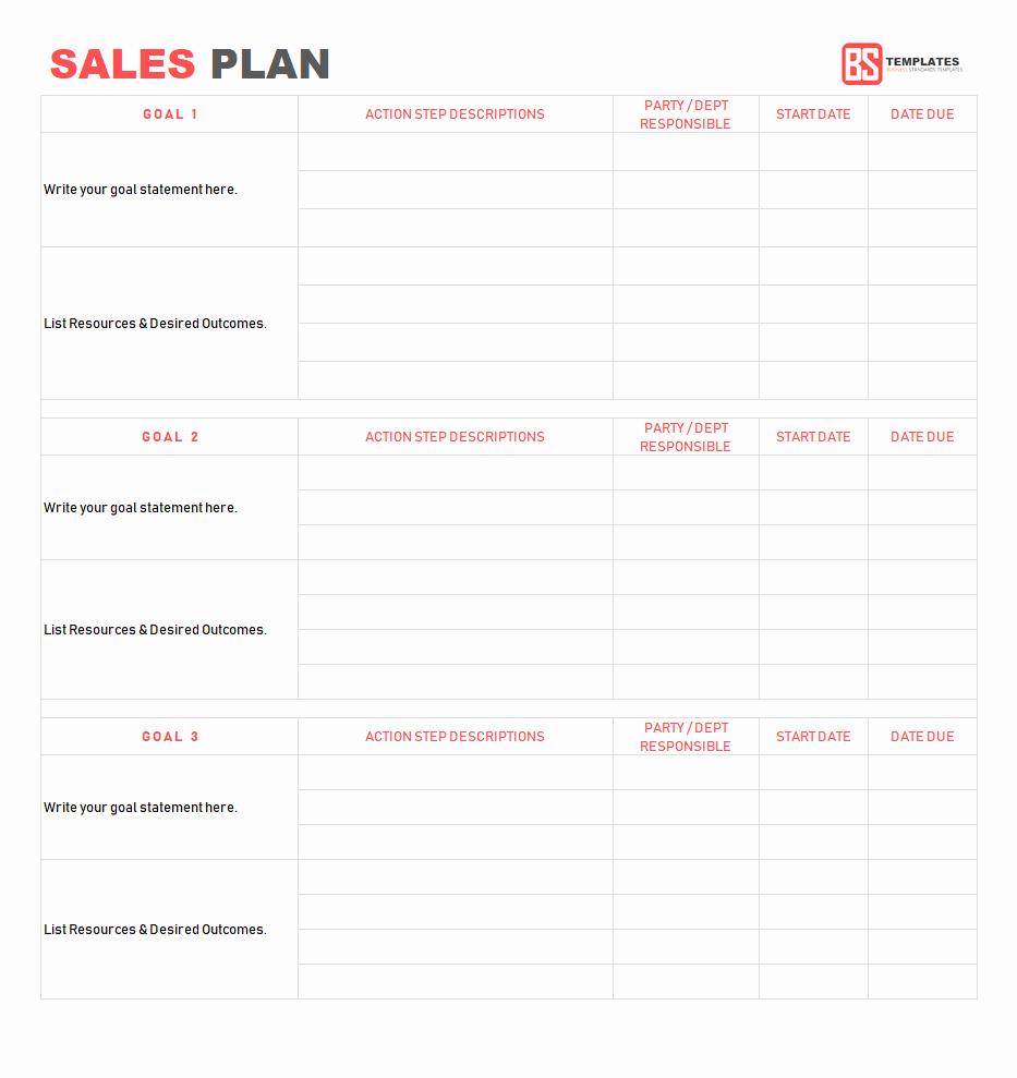Sales Territory Plan Template Best Of Sales Territory Plan Template Brilliant Ideas Sample