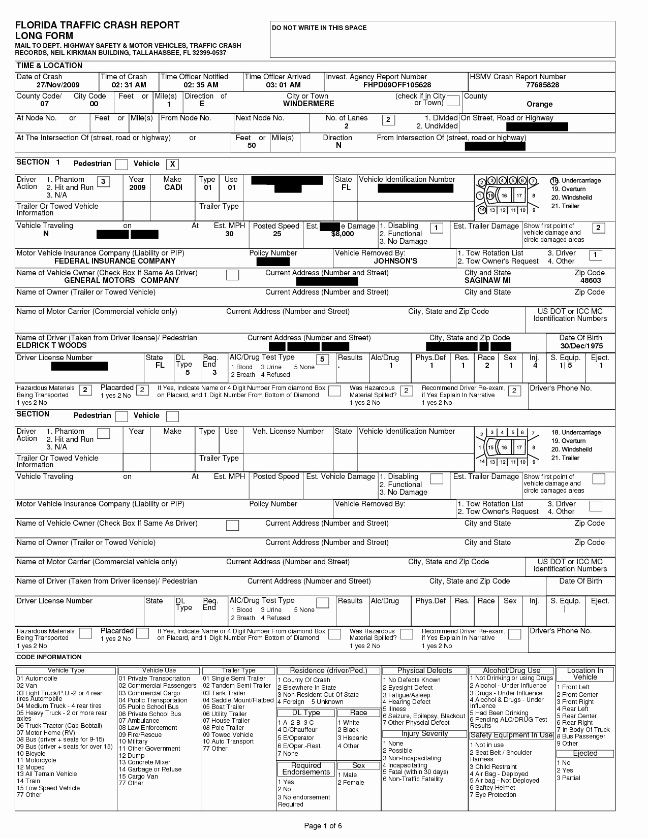 Sample Police Report Template Awesome Car Accident Police Report Sample